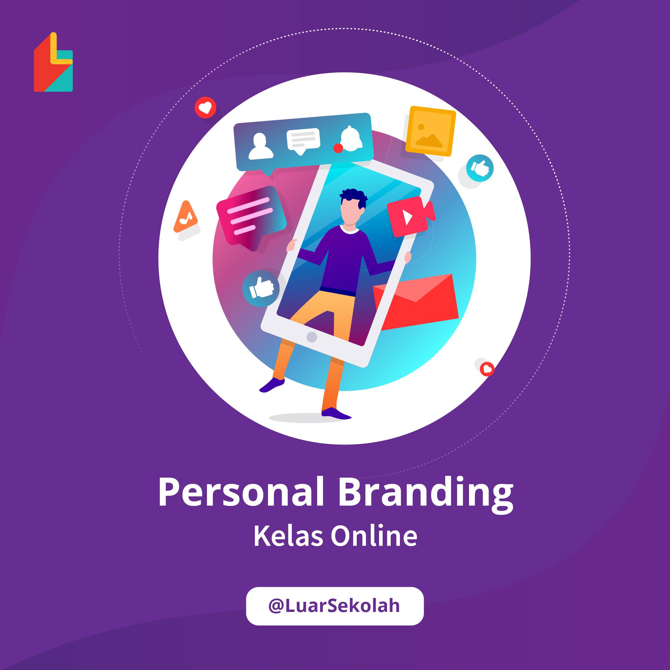 Personal Branding - Kelas di Luarsekolah